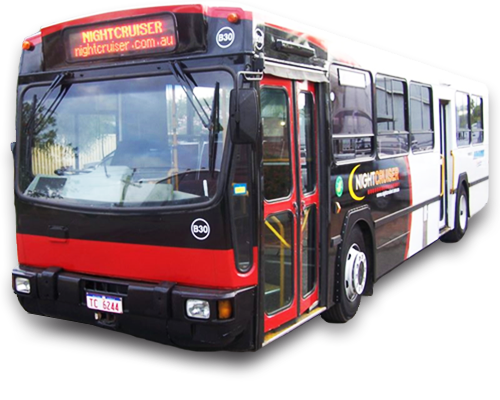 Nightcruiser - Party Bus & Leisure Tours plus Transport