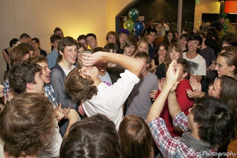 Birthday Party Tour with Nightcruiser Party Bus - Albury-Wodonga
