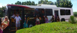 Wine Tour with Nightcruiser Party Bus Tours Perth