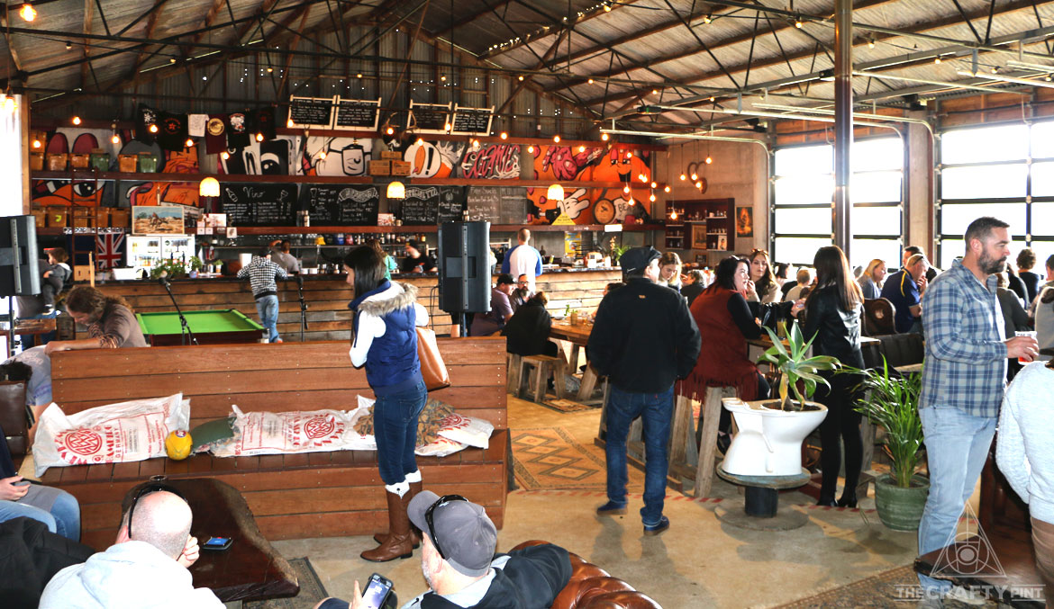 Beer Farm - Nightcruiser Brewery Tours - Margaret River