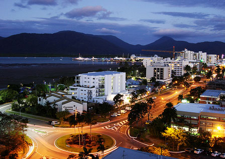Cairns at Night - Nightcruiser Party Bus Tours - Cairns