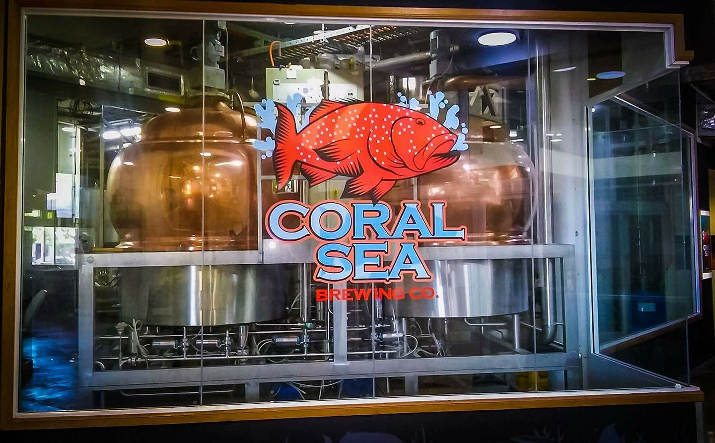 Coral Sea Brewing Co. - Nightcruiser Brewery Tour, Cairns