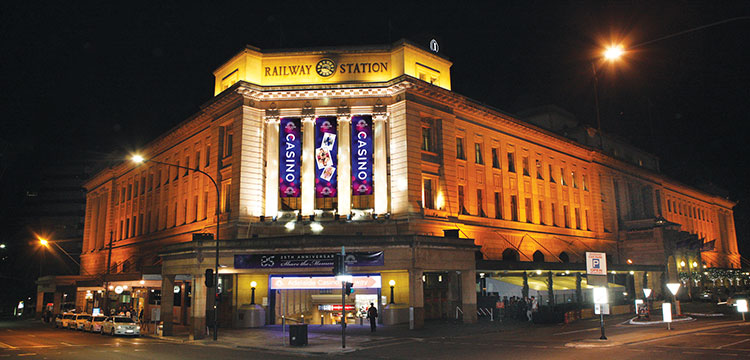 Casino Restaurants Adelaide